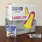 (200 PAIR) HOWARD LEIGHT LL1 LASER LITE DISPOSABLE EAR PLUGS UNCORDED SLEEP AID
