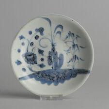 Antique 1820 Tek Sing Cargo 1822 Porcelain Plate China Chinese Jiaqing/Daoguang