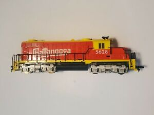 ho scale tyco chattanooga Diesel Locomotive 5628