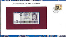 Banknotes of All Nations GDR East Germany 1975 5 Mark UNC P 27a IH368122
