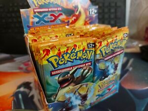 Pokemon TCG Russian Flashfire Booster Pack