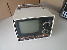 Beautiful Collectible Vintage Retro style Ge Television Very Nice condition!