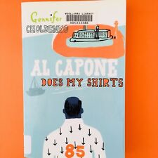 Al Capone Does My Shirts by Gennifer Choldenko (paperback 2004)