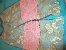 VGUC Matilda Jane Long Ruffle Pants: Contrasting Patterns! Adorable & classic! 6