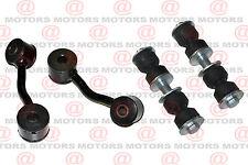 Front & Rear Suspension Stabilizer Bar Link Kit Chevrolet Oldsmobile Pontiac