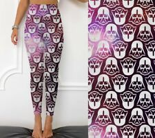 Darth Vader Star Galaxy Wars Women's Leggings TC2 Extra Plus Size 20-24