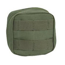 CONDOR MOLLE Tactical Nylon 4x4 Utility Pouch MA77 OLIVE DRAB OD GREEN