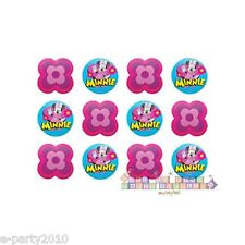 DISNEY MINNIE MOUSE ERASERS (12ct) ~ Birthday Party School Supplies Favors