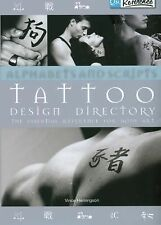 Alphabets & Scripts Tattoo Design Directory: The Essential Reference for Body Ar
