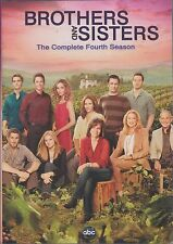 BROTHERS AND SISTERS - Series 4. Calista Flockhart (6xDVD SLIM BOX SET 2010)