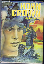 Horn Crown by Andre Norton (1981, Hardcover, Bookclub Edition, Daw)