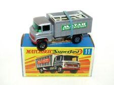 Camion di modellismo statico Matchbox Superfast pressofuso