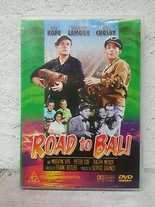 Road to Bali DVD - Bob Hope & Bing Crosby - 1952 All Region PAL ZONES