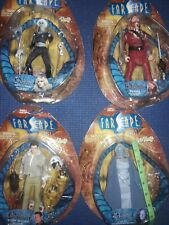 Farscape Series 1 Toy Vault - lot of 4 figures, new