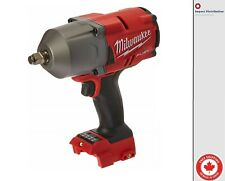 "Milwaukee 2767-20 M18 FUEL High Torque 1/2"" Impact Wrench Friction Ring BARE"