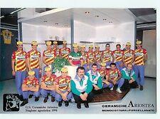 CYCLISME : Equipe Ceramiche ARIOSTEA - Année 1991