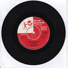 SP 45 TOURS  JOHN LEYTON Johnny Remember Me  Label  Top Rank 1961