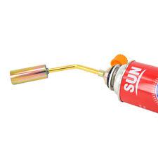 Flame Butane Gun Gas Torch Burners Jet Fire Lighter Welding Soldering Picnic OH