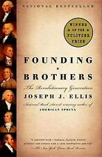 Founding Brothers: The Revolutionary Generation-ExLibrary