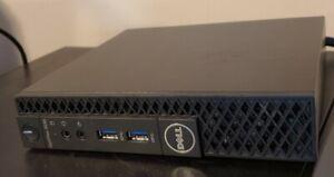 Dell OptiPlex 3050 Micro PC i5 no CPU, RAM  wifi + BlueTooth