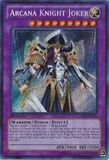 Arcana Knight Joker - LCYW-EN051 - Secret Rare NM Legendary Collection 3 7YR