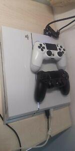 Playstation 4 Bianca 2 Joystick
