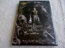 EL LABERINTO DEL FAUNO - Guillermo del Toro 2006 - Precintada