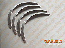 Universal 4pcs 50mm Fender Flares for Widebody Wide Arch V6