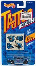 Hot Wheels Tattoo Machines Street Dog New On Card 1992