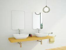 """Designer Sink - Modern Cast Stone Sink - Solid Surface Sink - Siena Sink 23.6"""""""