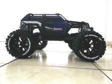 Traxxas Summit Louise Reifen+Felgen 1:8 Monster Pioneer 17mm  Räder