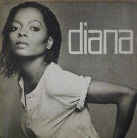 VINILE LP DIANA ROSS - DIANA 33 GIRI ANNO 1980 STAMPA ITALY 3C 064-63765 FUNK