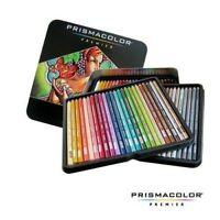 Prismacolor 72 Oil Color Pencil Set Premier Soft Premium Art Draw_VA