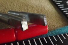 LEATHER TOOLS/**VTG** CRAFTOOL  SWIVEL KNIFE HAIR BLADE SET     KB- 301