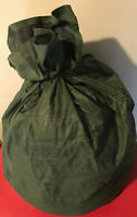 3 WATERPROOF Clothing BAGS VGC 8465-00-261-6909 Military Surplus Camping Hunting
