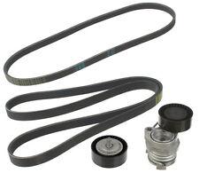 BMW E60 E63 E64 E65 E66 INA / Contitech OEM Belt KIT Drive Belt Tensioner Pulley