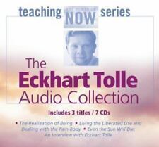 The Eckhart Tolle Audio Collection by Eckhart Tolle (2002, CD, Unabridged)