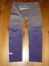 STELLA McCARTNEY ADIDAS  3/4 LENGTH YOGA TIGHTS SIZE MEDIUM  BNWT