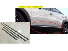 MAZDA CX-3 SIDE DOOR TRIM - STAINLESS STEEL YT-MZD045