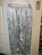 Women's Multicolor Floral Pajama Pants, Unbranded size Large