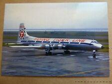 FLYING TIGER LINE  CL-44   N229SW