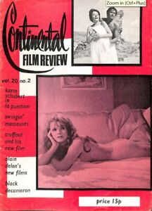 Continental film Review + Extras Magazine Collection on DVD ROM