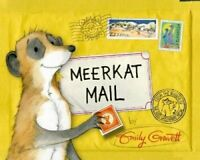 Meerkat Mail by Emily Gravett 9781509836130 | Brand New | Free UK Shipping