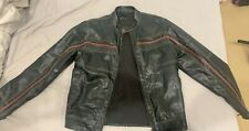 Burton Mens Leather Jacket