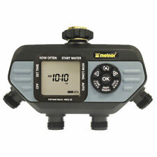 Melnor  HydroLogic  Programmable 4 zone Water Timer