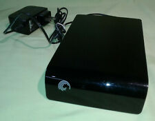 Seagate 1TB External Hard Drive - Mac (9SF2A4-500) HDD