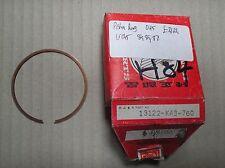 Honda CR 125 CR125 CR125R 1986-87 piston ring +0.25mm o/s 13122-KA3-760 genuine