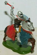 Old BRITAINS of England 1950s Lead, Mounted Knight of Agincourt, Set #1659
