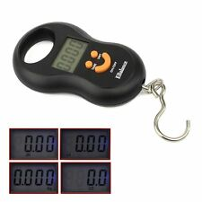 Portable 50kg/10g Electronic Hanging Fishing Digital Pocket Weight Hook Scale YS