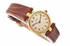 Vintage Must De Cartier Vermeil Quartz 925 Gold Plated Ladies Watch 1230